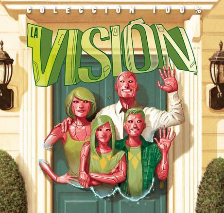 Reseña: 'La Vision'. El cómic de Tom King y Gabriel H. Walta
