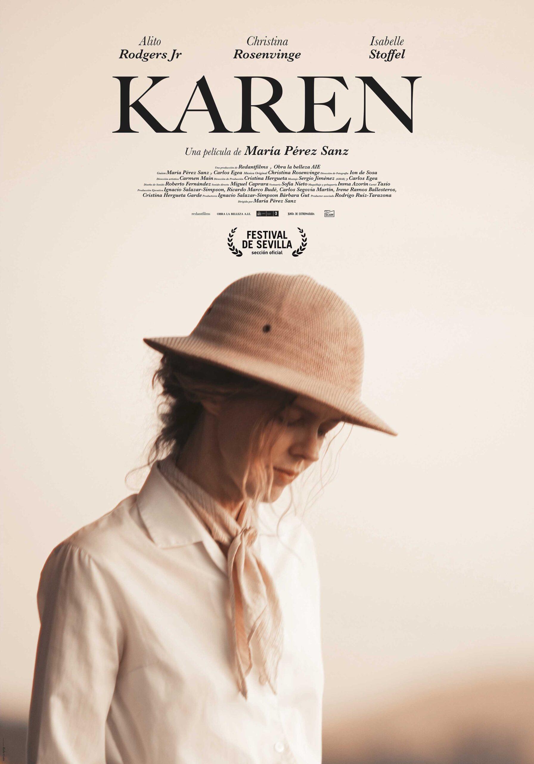 Entrevistamos por 'Karen' a Christina Rosenvinge y María Pérez Sanz