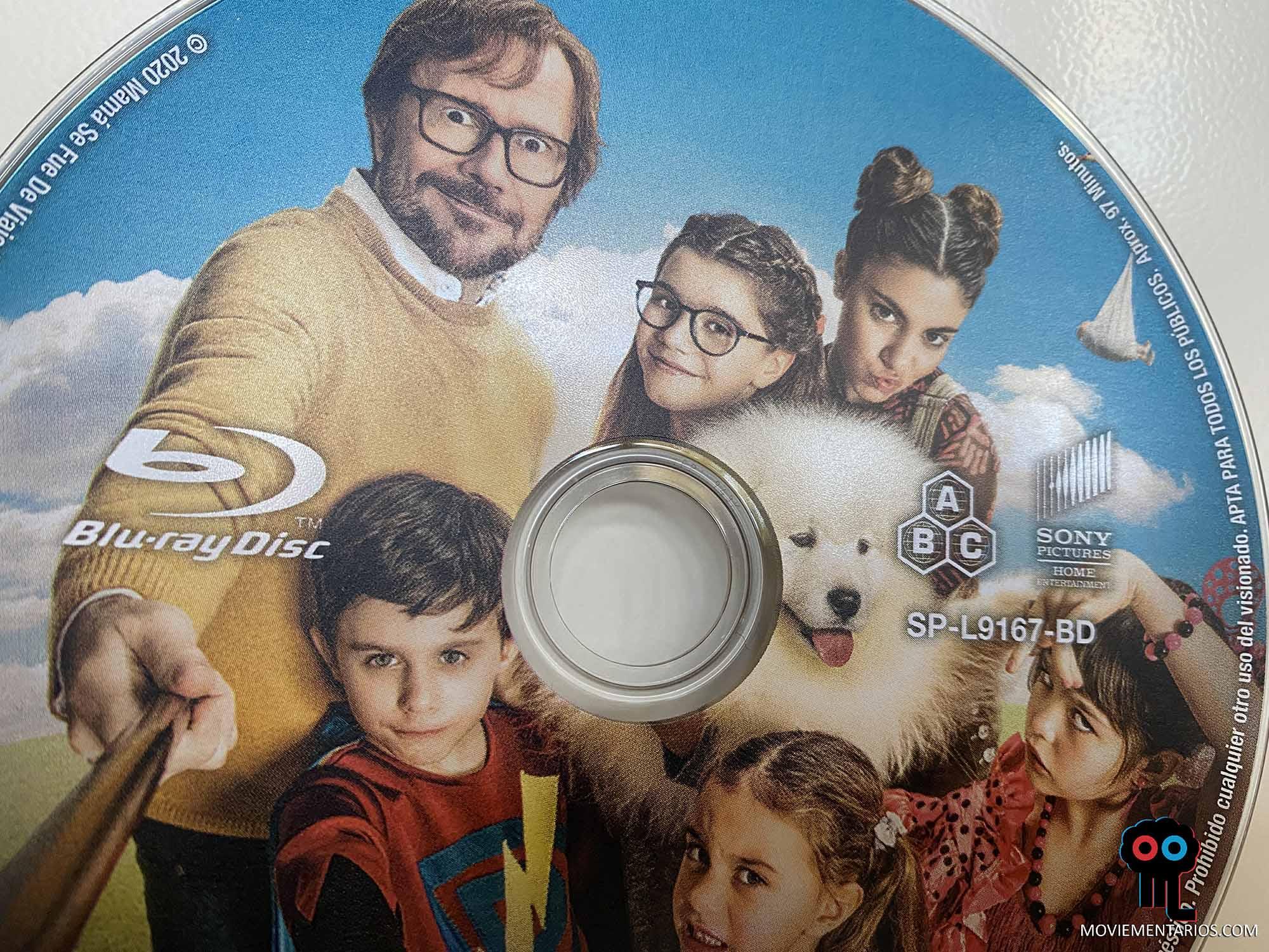 Análisis de 'Padre no hay más que uno 2' en Blu-ray