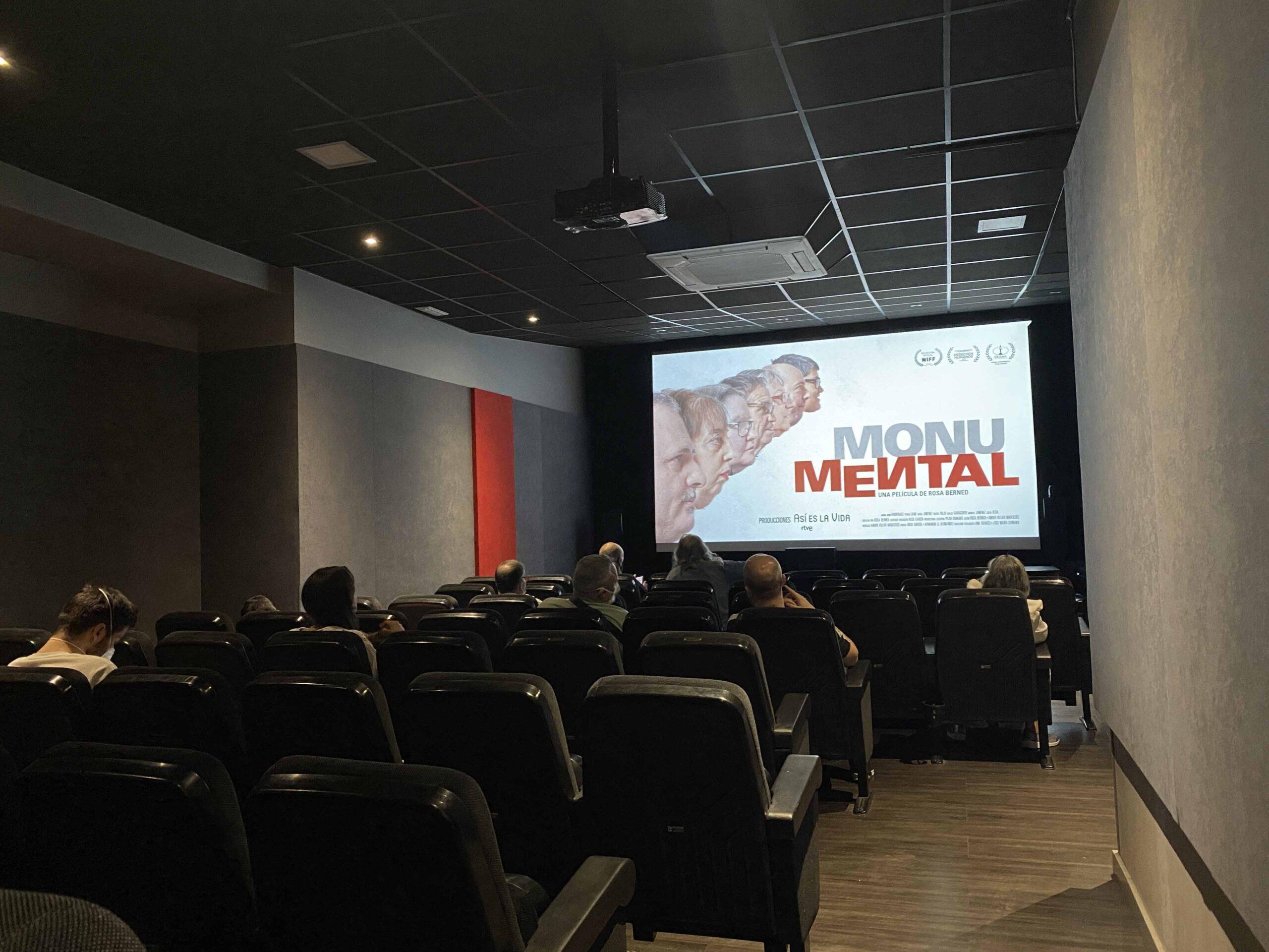 Gran parte de los espectadores desconoce que su cine está abierto