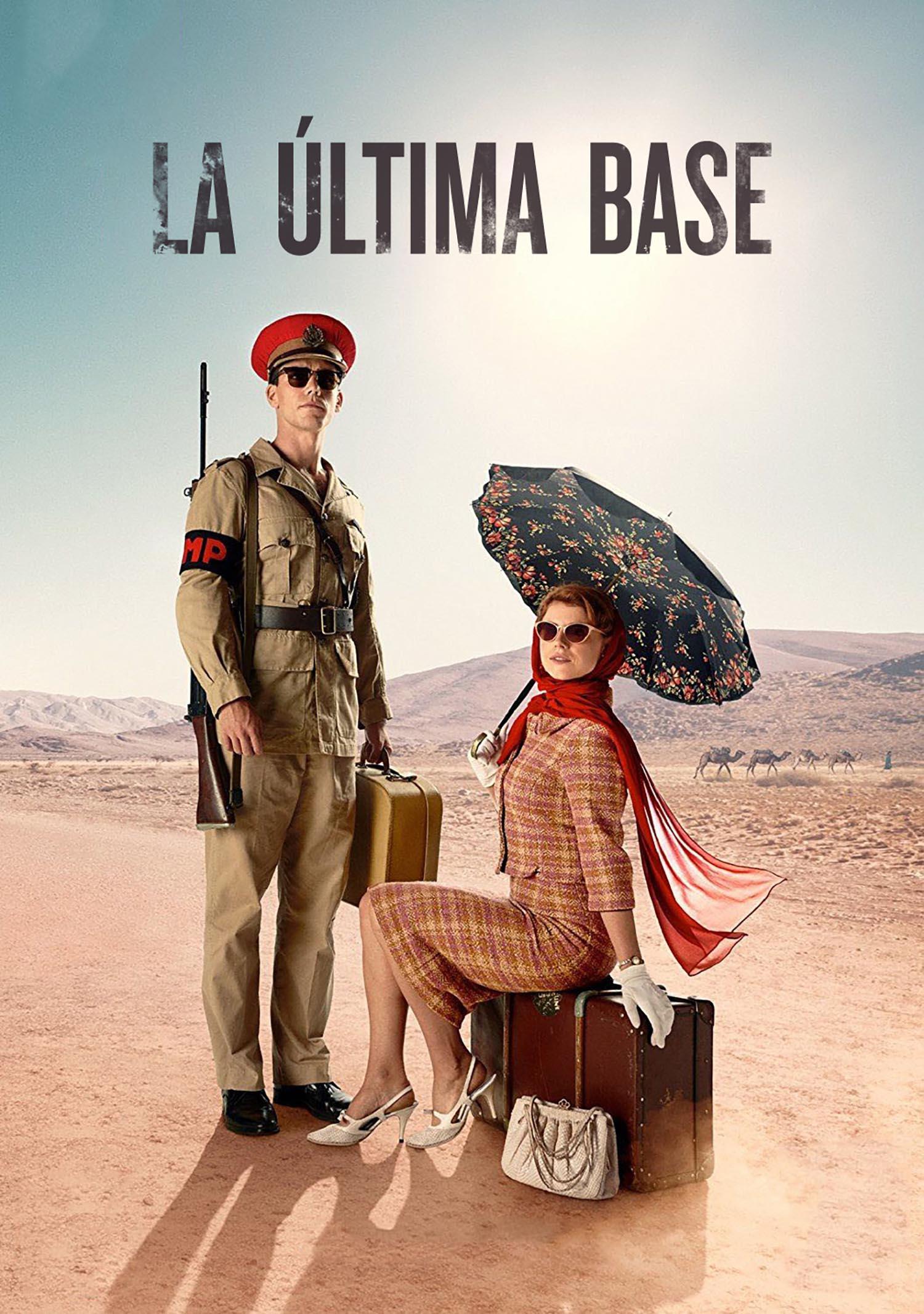 La última base, serie protagonizada por Jessie Buckley