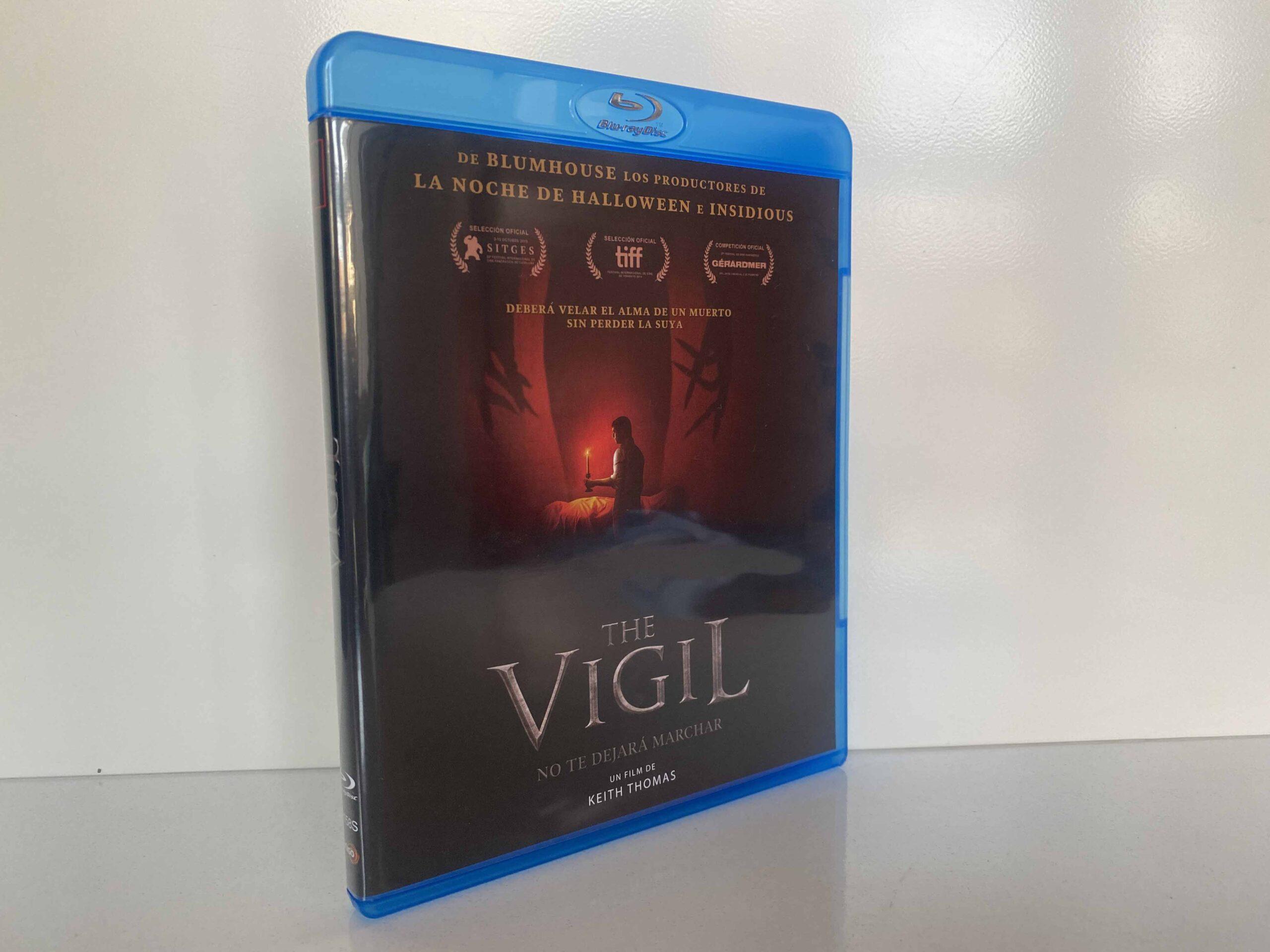 The Vigil. Análisis de su versión española en Blu-ray
