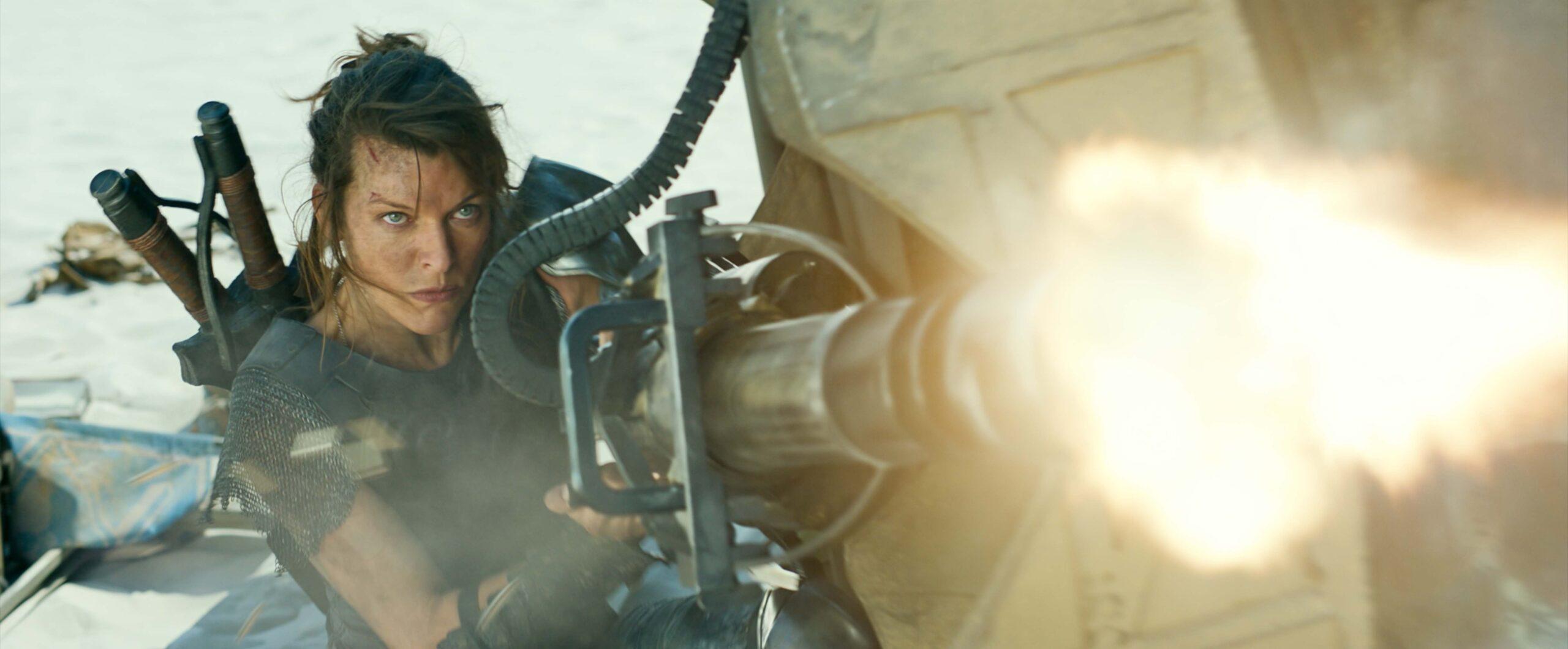 Monster Hunter. Crítica del live action con Milla Jovovich y Tony Jaa