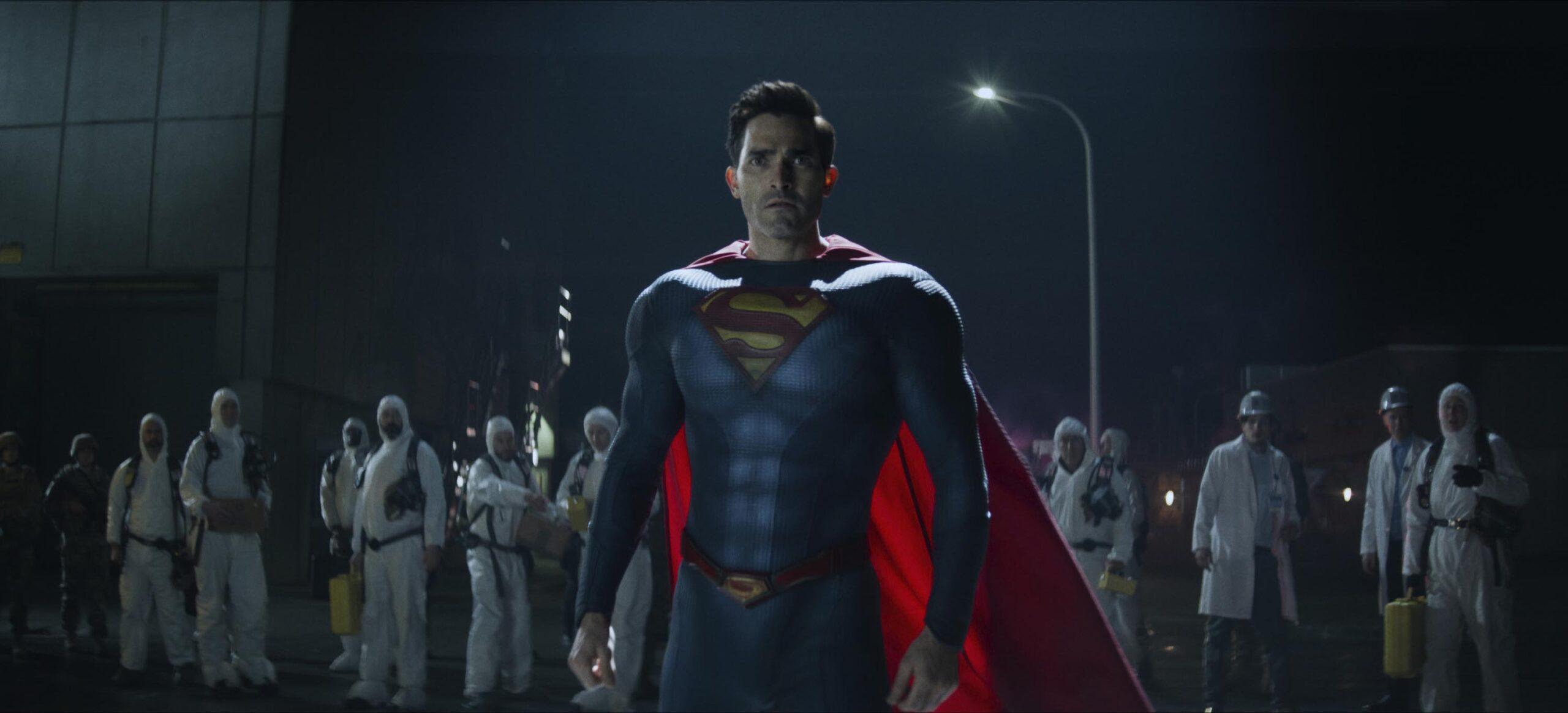 Superman y Lois. Un disfrute de Superman de pueblo y mundo