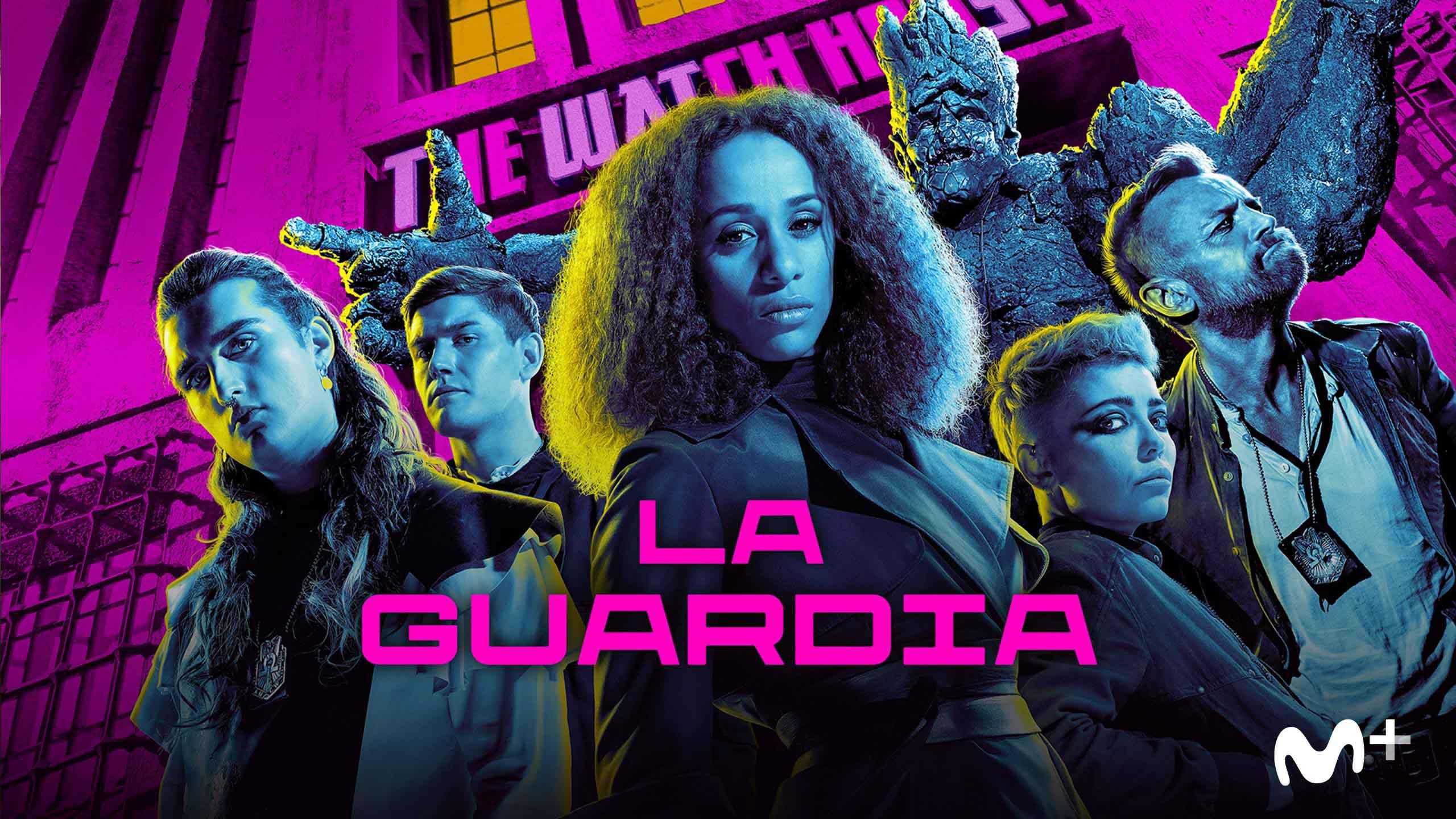 'La Guardia'. Crítica de la adaptación de los personajes de Terry Pratchett
