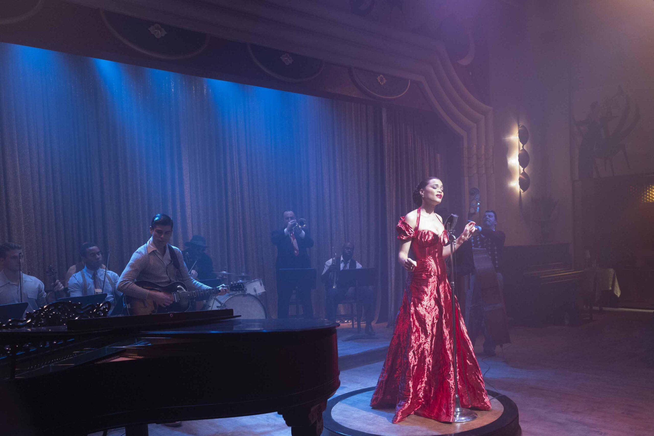 Los Estados Unidos contra Billie Holiday. Andra Day está de Oscar