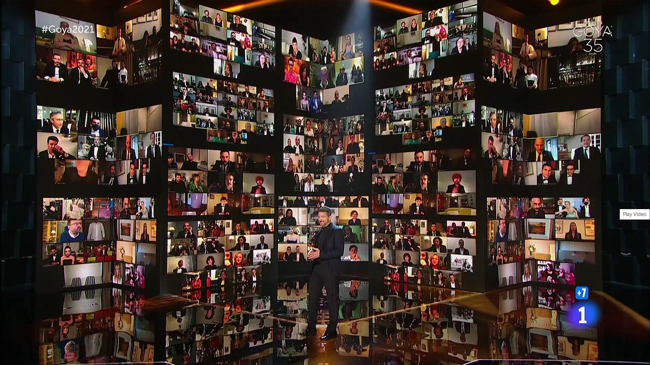 Palmarés de los Premios Goya 2021. Triunfan Akelarre, Adú y Las niñas