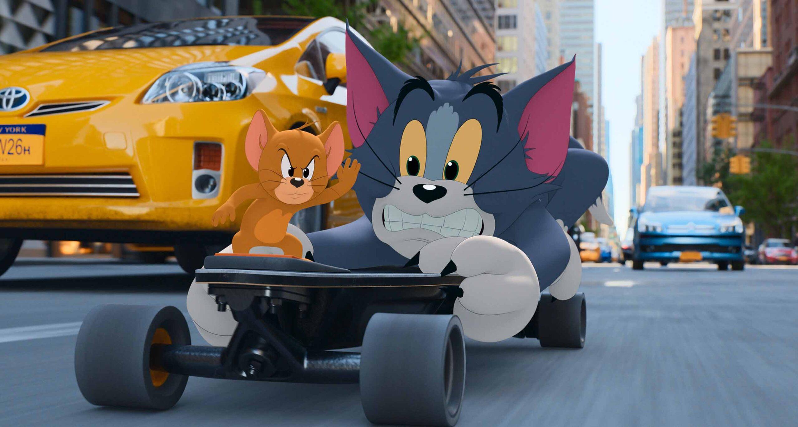 Tom y Jerry. Crítica del live action de los personajes de Hanna-Barbera