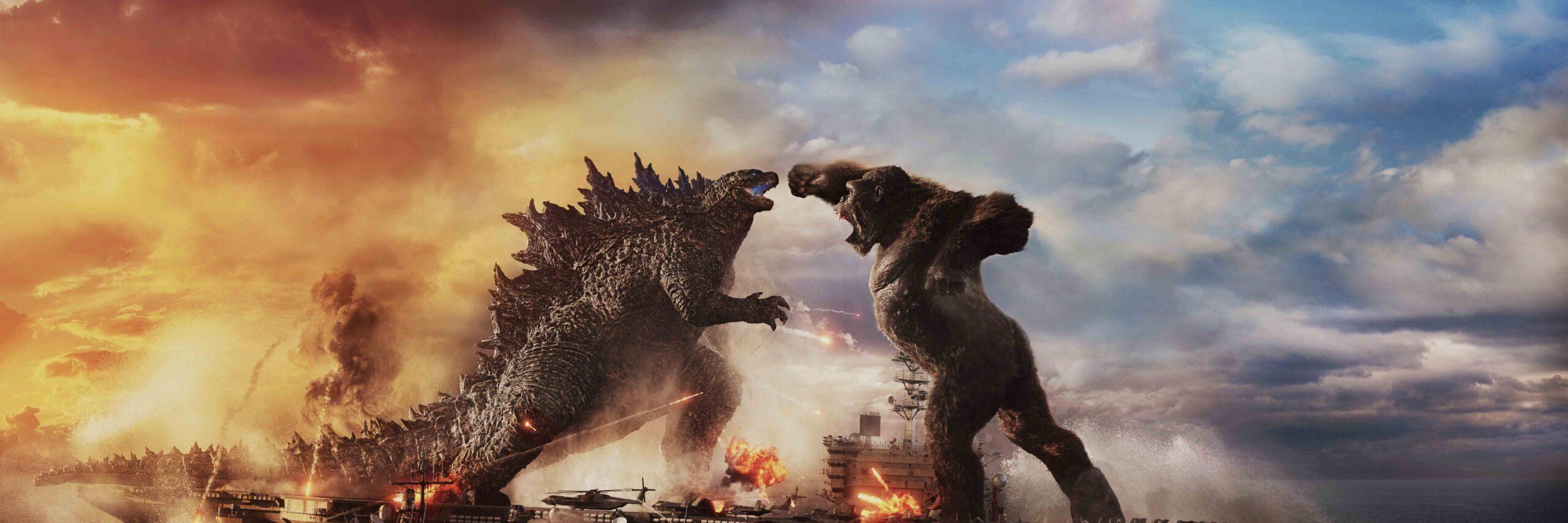 Godzilla vs Kong. Llega el crossover moderno de estos míticos colosos