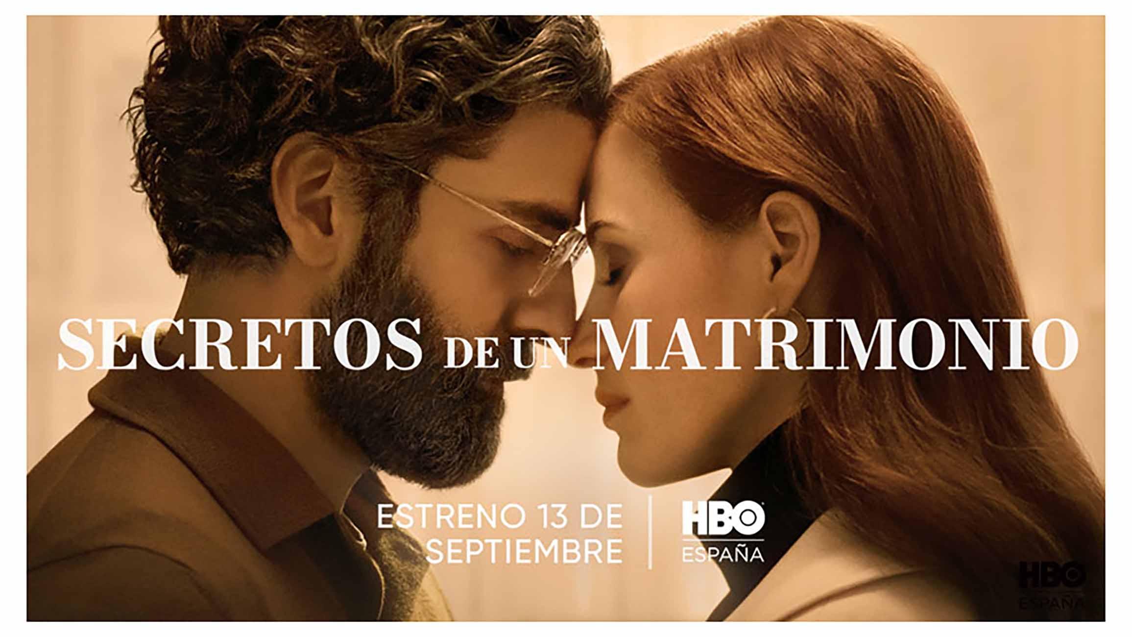Crítica: 'Secretos de un matrimonio'. Con Jessica Chastain y Oscar Isaac